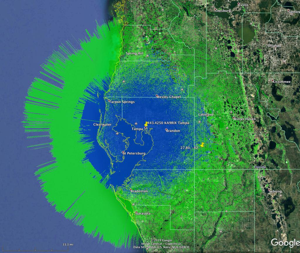 443.4250 KA9RIX Tampa