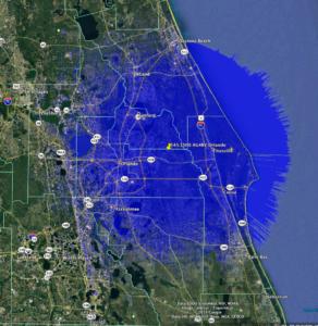 145.1500 AG4BV Orlando service contour